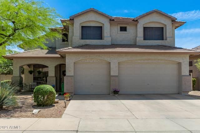 7325 E Gallego Lane, Scottsdale, AZ 85255 (MLS #6220765) :: My Home Group