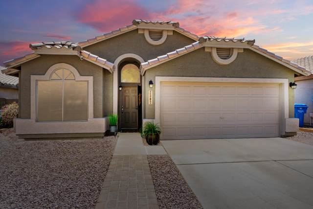 2307 E Wescott Drive, Phoenix, AZ 85024 (MLS #6220790) :: The Newman Team