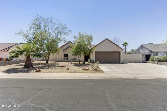6745 W Ironwood Drive, Peoria, AZ 85345 (MLS #6220792) :: Yost Realty Group at RE/MAX Casa Grande