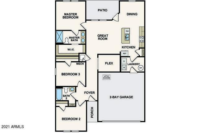 2367 N Sand Hills Court, Casa Grande, AZ 85122 (MLS #6220808) :: Arizona 1 Real Estate Team
