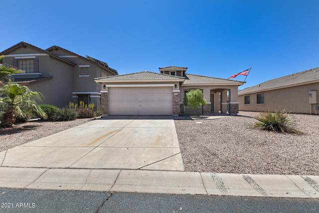 2621 W Gold Mine Way, Queen Creek, AZ 85142 (MLS #6220823) :: Arizona 1 Real Estate Team