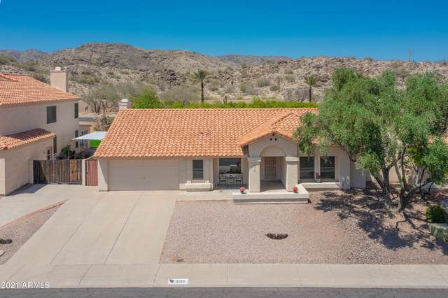 3210 E Dry Creek Road, Phoenix, AZ 85044 (MLS #6220837) :: Executive Realty Advisors