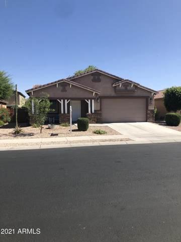 17612 W Buchanan Street, Goodyear, AZ 85338 (MLS #6220862) :: Executive Realty Advisors
