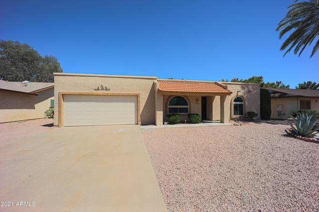 942 Leisure World, Mesa, AZ 85206 (MLS #6220864) :: The Newman Team