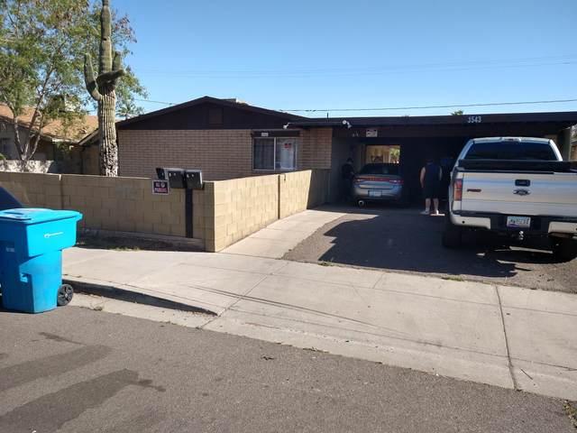 1543 W Peoria Avenue, Phoenix, AZ 85029 (MLS #6220869) :: Yost Realty Group at RE/MAX Casa Grande