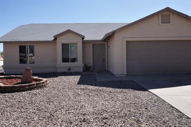 3611 Plateau Court, Sierra Vista, AZ 85650 (MLS #6220881) :: The Copa Team | The Maricopa Real Estate Company