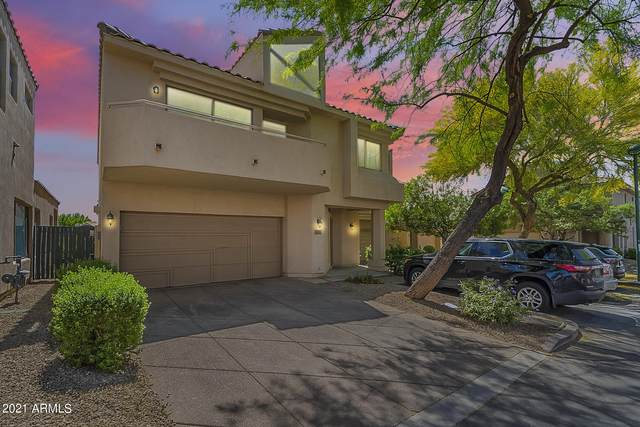 6510 S Hazelton Lane #145, Tempe, AZ 85283 (MLS #6220890) :: The Luna Team