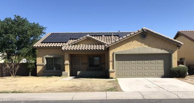630 E Racine Place, Casa Grande, AZ 85122 (MLS #6220901) :: RE/MAX Desert Showcase