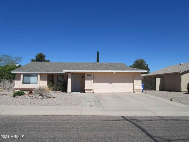 2701 Canyon View Drive, Sierra Vista, AZ 85650 (MLS #6220902) :: Yost Realty Group at RE/MAX Casa Grande