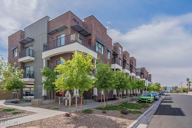 475 N 9TH Street #201, Phoenix, AZ 85006 (MLS #6220915) :: Keller Williams Realty Phoenix