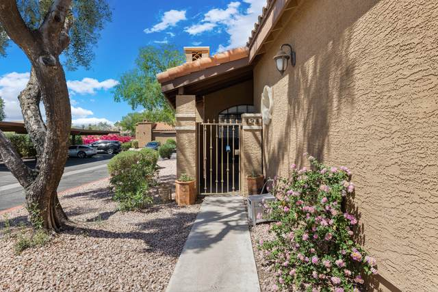 6945 E Cochise Road #124, Paradise Valley, AZ 85253 (MLS #6220918) :: Power Realty Group Model Home Center