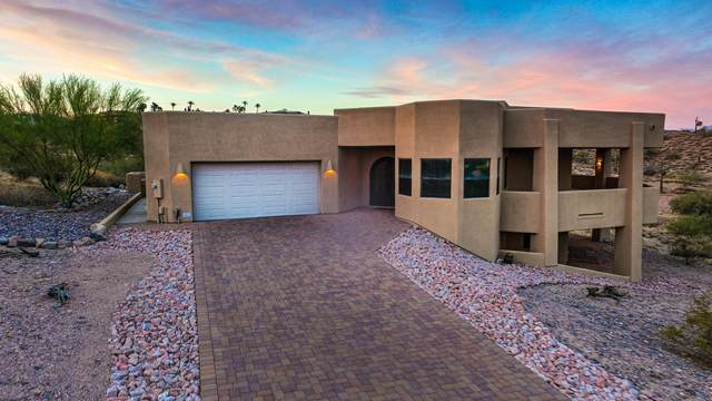 16642 E Trevino Drive, Fountain Hills, AZ 85268 (MLS #6220922) :: The Riddle Group
