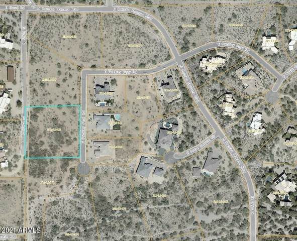 536004 N Prickley Pear Road, Cave Creek, AZ 85331 (MLS #6220927) :: West Desert Group | HomeSmart