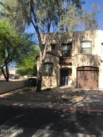 1886 E Don Carlos Avenue #124, Tempe, AZ 85281 (MLS #6220931) :: Yost Realty Group at RE/MAX Casa Grande