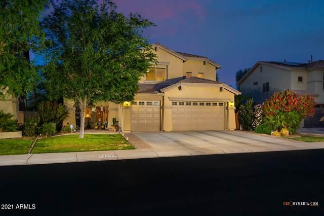 44568 W High Desert Trail, Maricopa, AZ 85139 (MLS #6220956) :: Power Realty Group Model Home Center