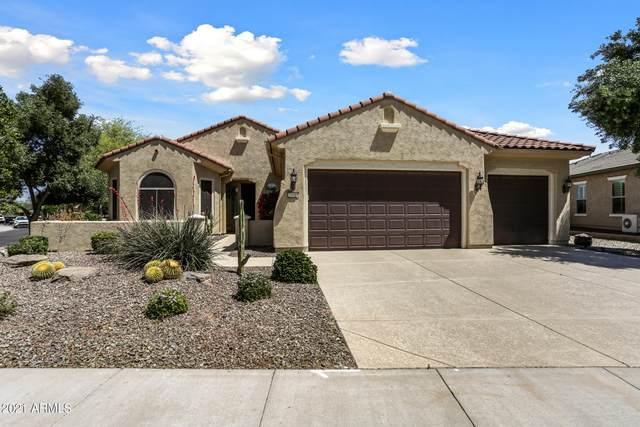 20515 N 266TH Avenue, Buckeye, AZ 85396 (MLS #6220957) :: Midland Real Estate Alliance