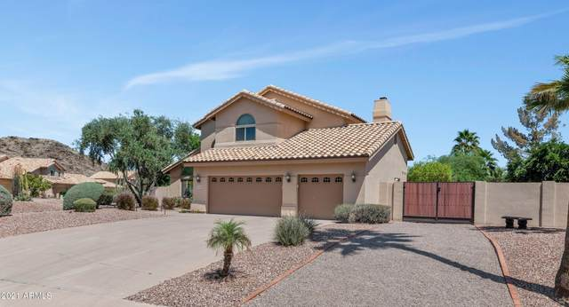 13409 S Warpaint Drive, Phoenix, AZ 85044 (MLS #6220974) :: neXGen Real Estate