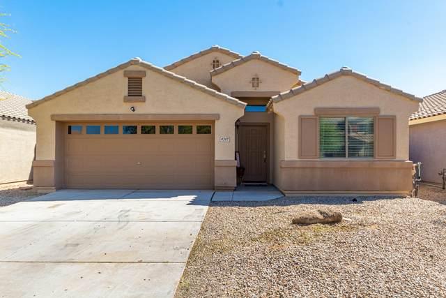 4247 E Mine Shaft Road, San Tan Valley, AZ 85143 (MLS #6220976) :: Yost Realty Group at RE/MAX Casa Grande
