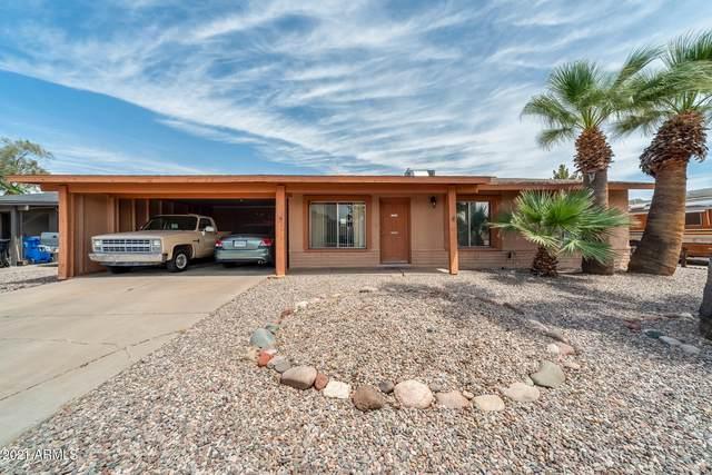 535 N Santa Barbara, Mesa, AZ 85201 (MLS #6221002) :: Yost Realty Group at RE/MAX Casa Grande