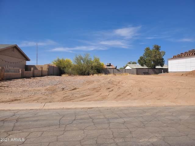 8610 W Altos Drive, Arizona City, AZ 85123 (MLS #6221011) :: The Riddle Group