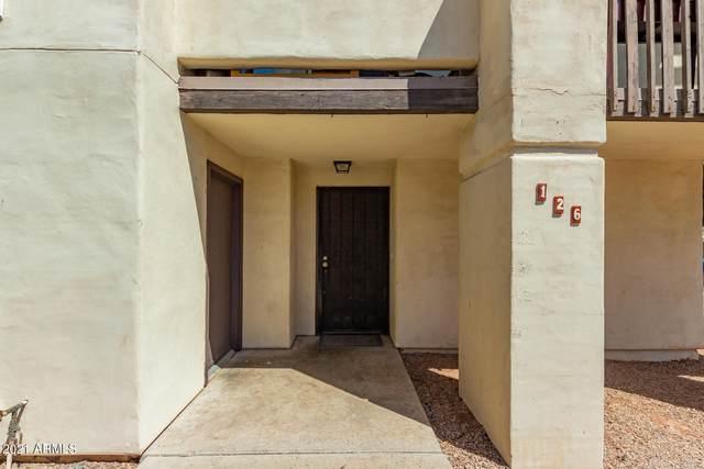 2201 W Union Hills Drive #126, Phoenix, AZ 85027 (MLS #6221012) :: The Newman Team