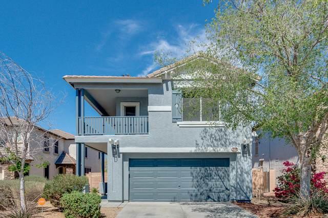 3580 N 292ND Drive, Buckeye, AZ 85396 (MLS #6221032) :: Long Realty West Valley
