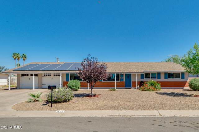 1286 E Avila Avenue, Casa Grande, AZ 85122 (MLS #6221035) :: The Newman Team