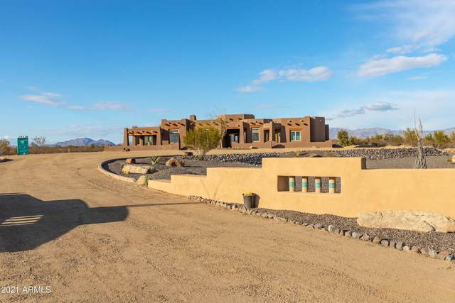 22275 W El Grande Trail, Wickenburg, AZ 85390 (MLS #6221044) :: Service First Realty