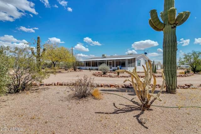 4955 E Southern Avenue, Apache Junction, AZ 85119 (MLS #6221052) :: Lucido Agency