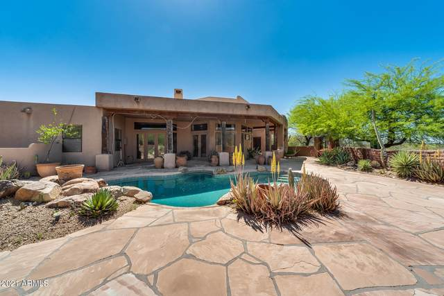 7551 E Rising Star Circle, Carefree, AZ 85377 (MLS #6221059) :: Dijkstra & Co.
