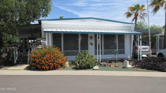 5201 W Camelback Road G274, Phoenix, AZ 85031 (MLS #6221061) :: West Desert Group | HomeSmart