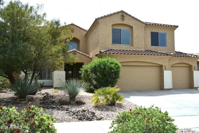 2131 W Red Range Way, Phoenix, AZ 85085 (MLS #6221070) :: The Newman Team