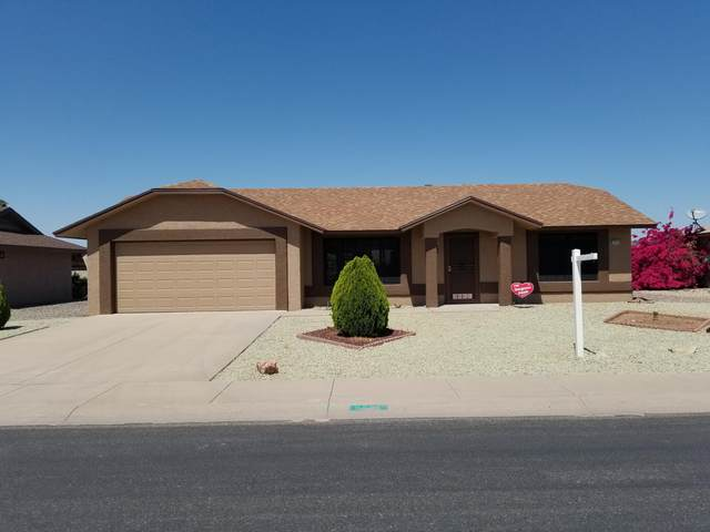 17610 N Lasso Drive, Sun City West, AZ 85375 (MLS #6221075) :: West Desert Group | HomeSmart