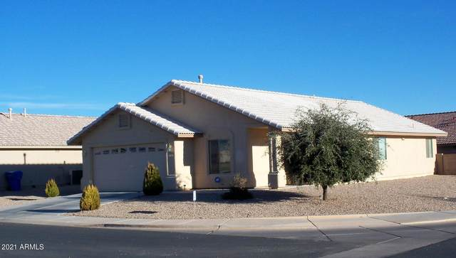 5491 Montecito Drive, Sierra Vista, AZ 85635 (MLS #6221082) :: The Newman Team