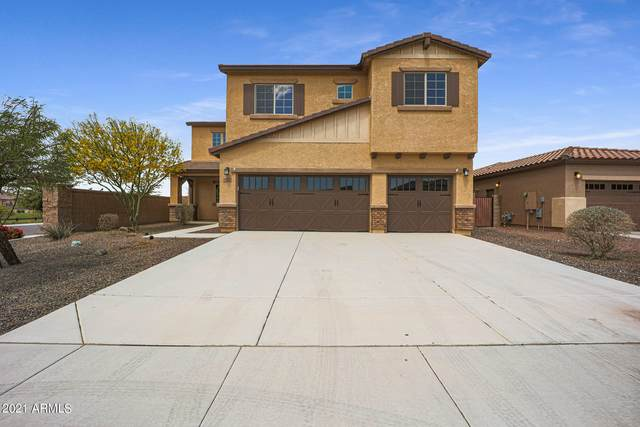 17164 W Echo Lane, Waddell, AZ 85355 (MLS #6221088) :: Klaus Team Real Estate Solutions