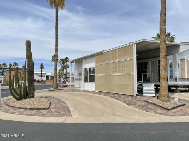 1000 S Idaho Road #1500, Apache Junction, AZ 85119 (MLS #6221101) :: Devor Real Estate Associates