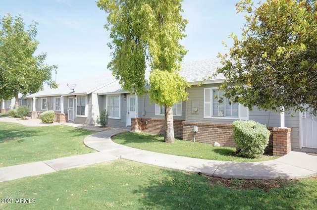 5960 W Oregon Avenue #106, Glendale, AZ 85301 (MLS #6221106) :: Yost Realty Group at RE/MAX Casa Grande