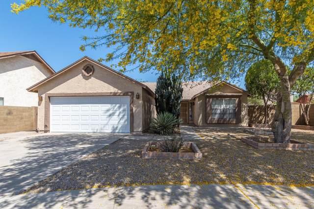 8818 W Roanoke Avenue, Phoenix, AZ 85037 (MLS #6221108) :: Long Realty West Valley