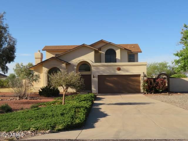 2609 E Kalispell Avenue, Sierra Vista, AZ 85650 (MLS #6221116) :: Executive Realty Advisors