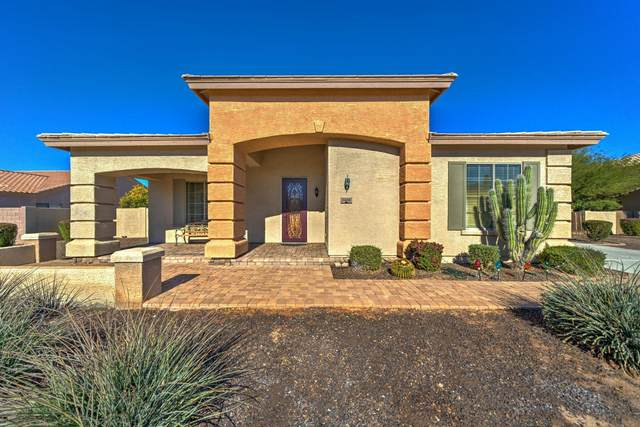 11618 E Flintlock Court, Chandler, AZ 85249 (MLS #6221120) :: The Copa Team | The Maricopa Real Estate Company