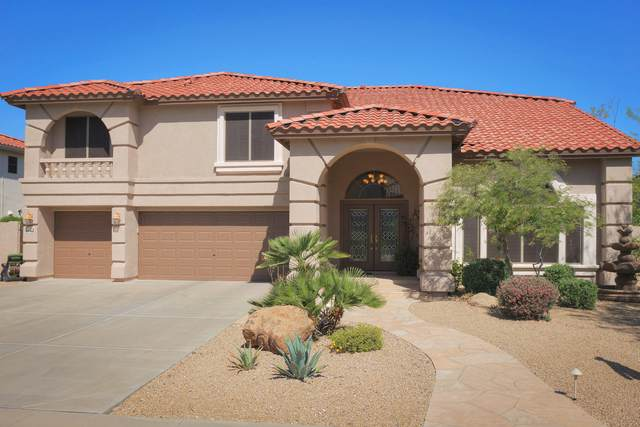9740 W Running Deer Trail, Peoria, AZ 85383 (MLS #6221124) :: The Ethridge Team