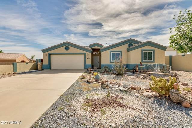 10073 W Ken Drive, Arizona City, AZ 85123 (MLS #6221128) :: Dave Fernandez Team | HomeSmart