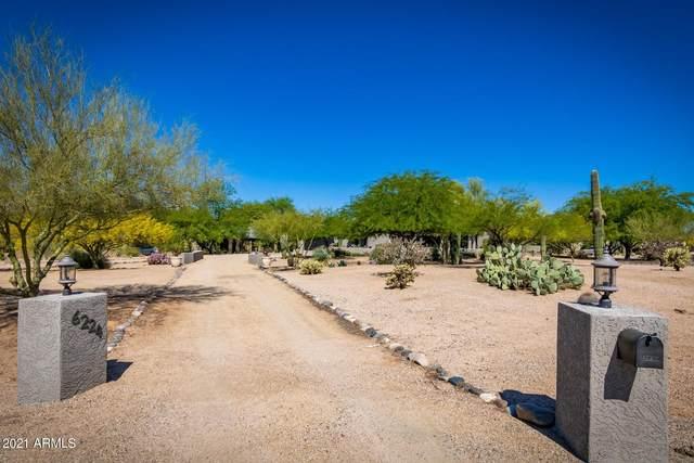 6224 E Juana Court, Cave Creek, AZ 85331 (MLS #6221158) :: The Property Partners at eXp Realty