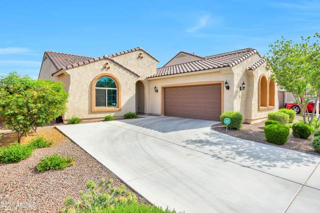25940 W Wahalla Lane, Buckeye, AZ 85396 (MLS #6221161) :: Zolin Group