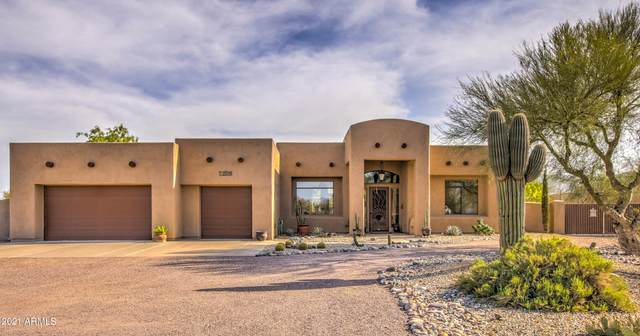 13919 E Quail Track Road, Scottsdale, AZ 85262 (MLS #6221163) :: The Everest Team at eXp Realty