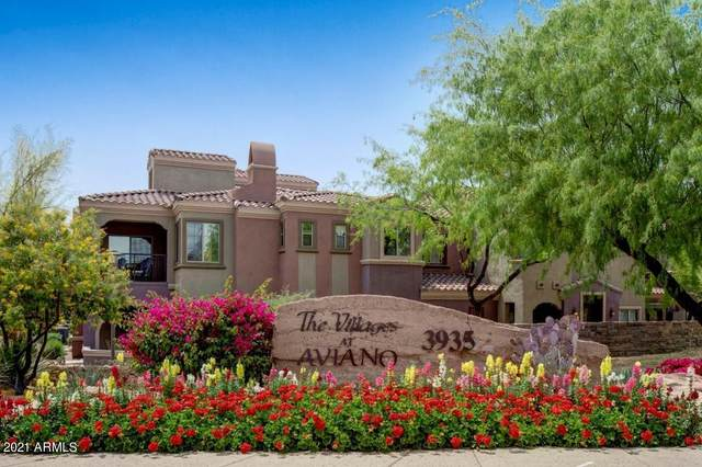 3935 E Rough Rider Road #1332, Phoenix, AZ 85050 (MLS #6221226) :: Devor Real Estate Associates