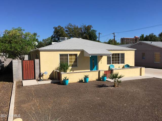 304 W Hazelwood Street, Phoenix, AZ 85013 (MLS #6221228) :: The Riddle Group