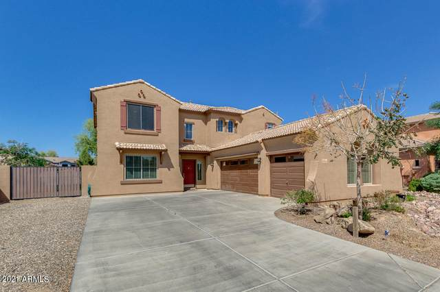 18504 E Peartree Lane, Queen Creek, AZ 85142 (MLS #6221241) :: Yost Realty Group at RE/MAX Casa Grande