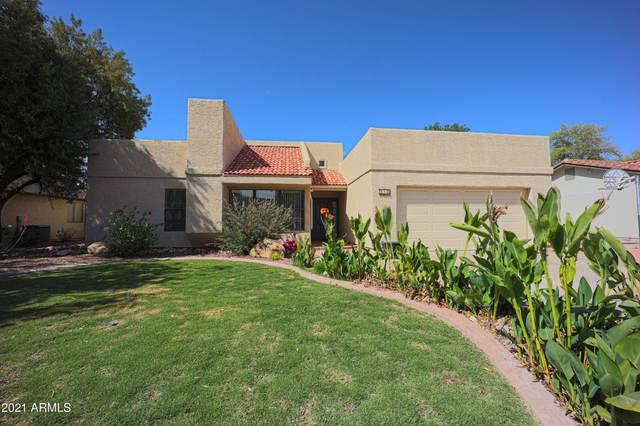 490 E San Angelo Avenue, Gilbert, AZ 85234 (MLS #6221243) :: Yost Realty Group at RE/MAX Casa Grande