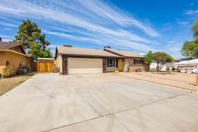 4632 W Lupine Avenue, Glendale, AZ 85304 (MLS #6221270) :: Yost Realty Group at RE/MAX Casa Grande